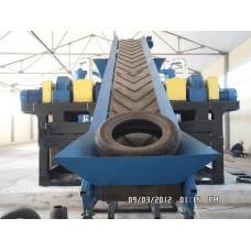 Линия по переработке шин РДК-750