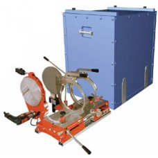 6250/N - Сварочная машина с механической подачей для стыковой сварки труб из полипропилена, полиэтилена и других термопластиков.